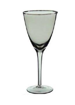Taça para Água 410ML Prata