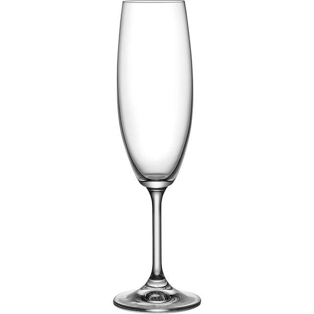 Taça para Champanhe 220ML Incolor