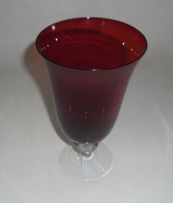 Taça para Vinho Dante Vermelho