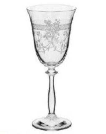 Taça para Vinho Royal 250ml Decorado