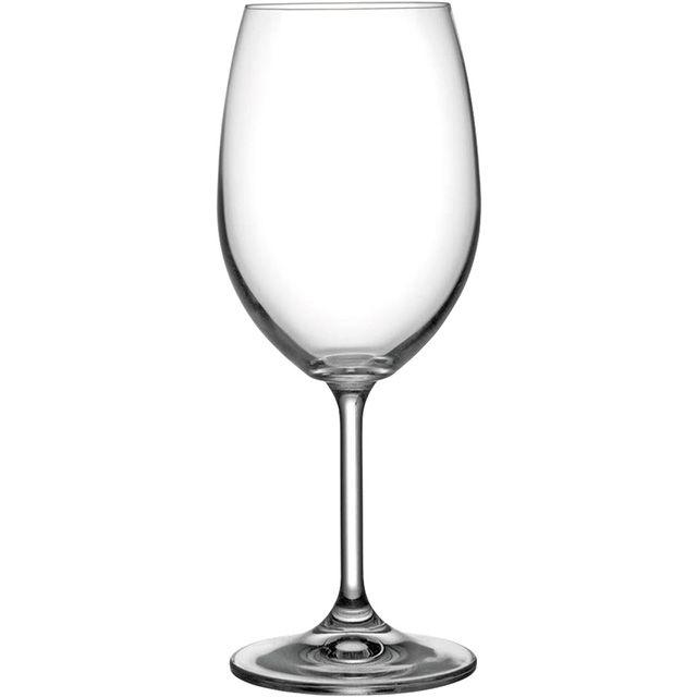 Taça para Vinho Tinto 350ML Incolor Bohemia