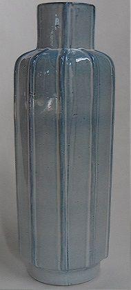 Vaso Alto Azul (A)