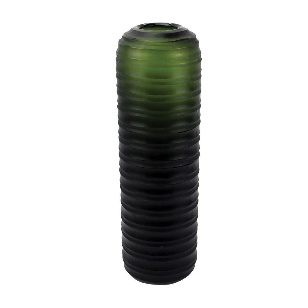 Vaso Alto Vidro Verde (A)