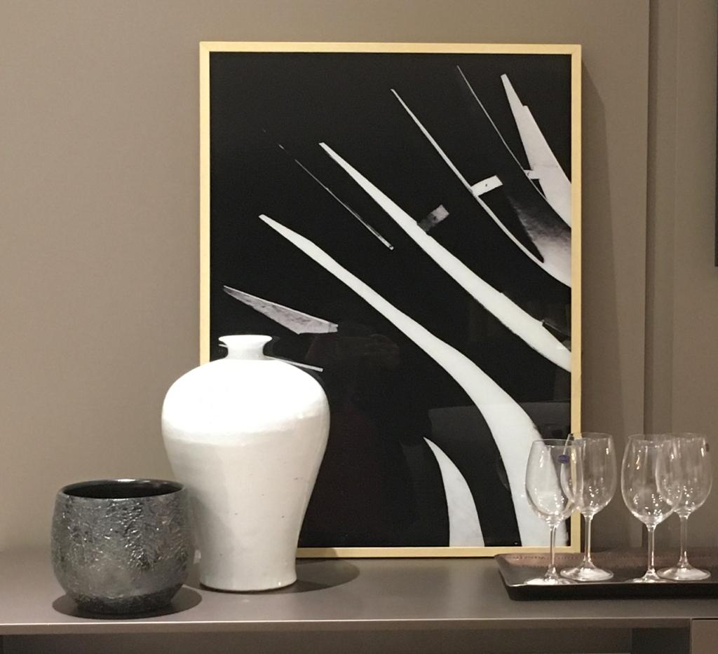 Vaso Blanc em Porcelana Chinesa (A)