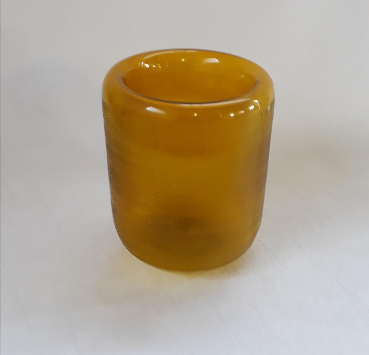 Vaso Bruma Amarelo (A)