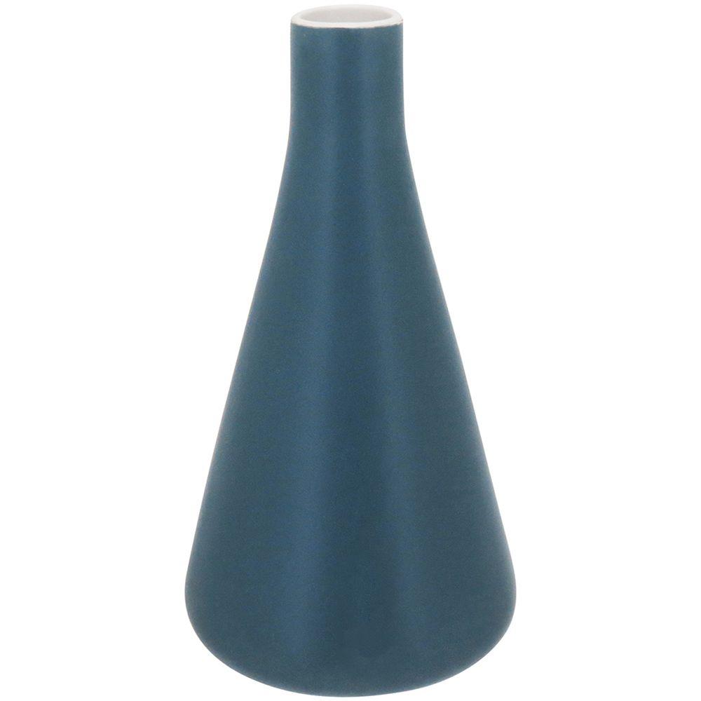 Vaso Cerâmica Azul