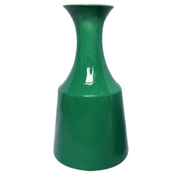 Vaso Cerâmica Jug Bottle Verde