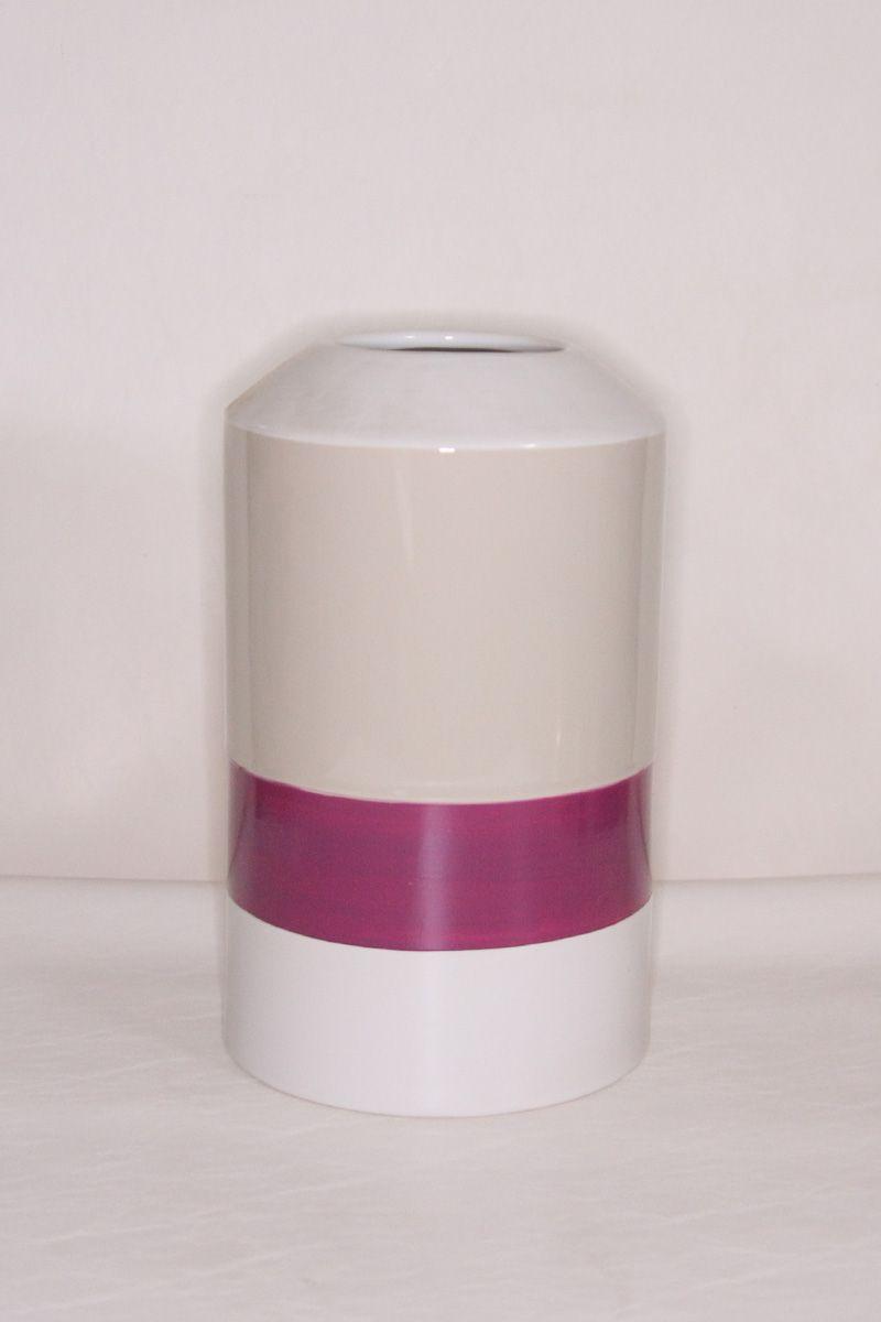Vaso Cerâmica Pencil