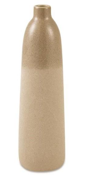 Vaso em Cerâmica Bege (I)