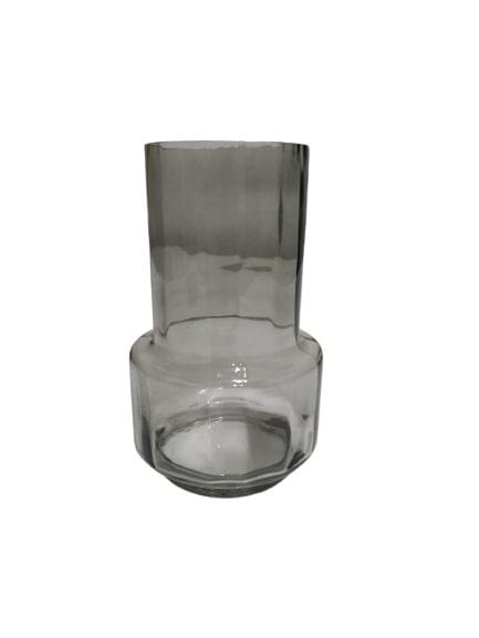 Vaso em Vidro Fumê G (I)