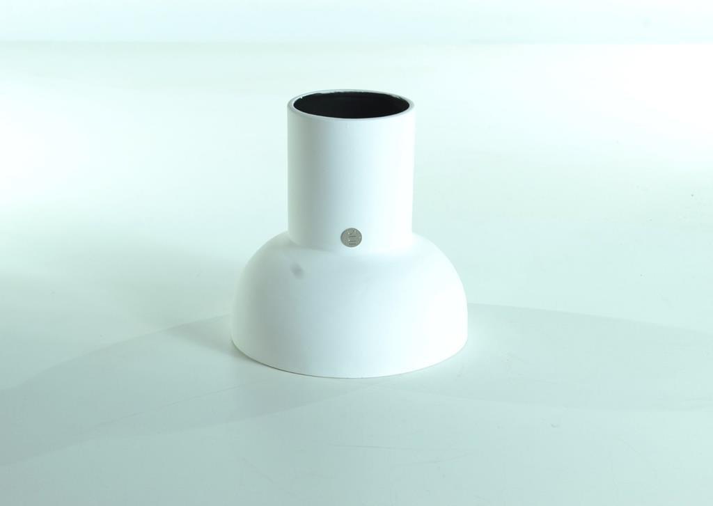Vaso Inverso Duplo P Branco (A)