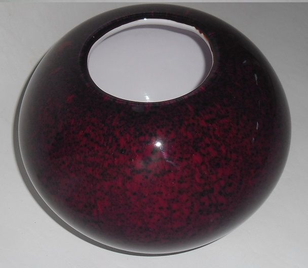 Vaso Kenia Vermelho (A)