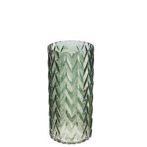 Vaso Leaves P Verde
