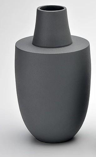 Vaso M Alumínio Cinza (X)