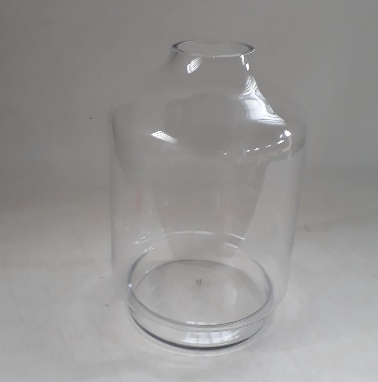 Vaso Vidro Incolor MV039-1 (A)