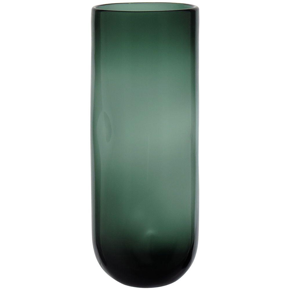 Vaso Vidro Verde (A)