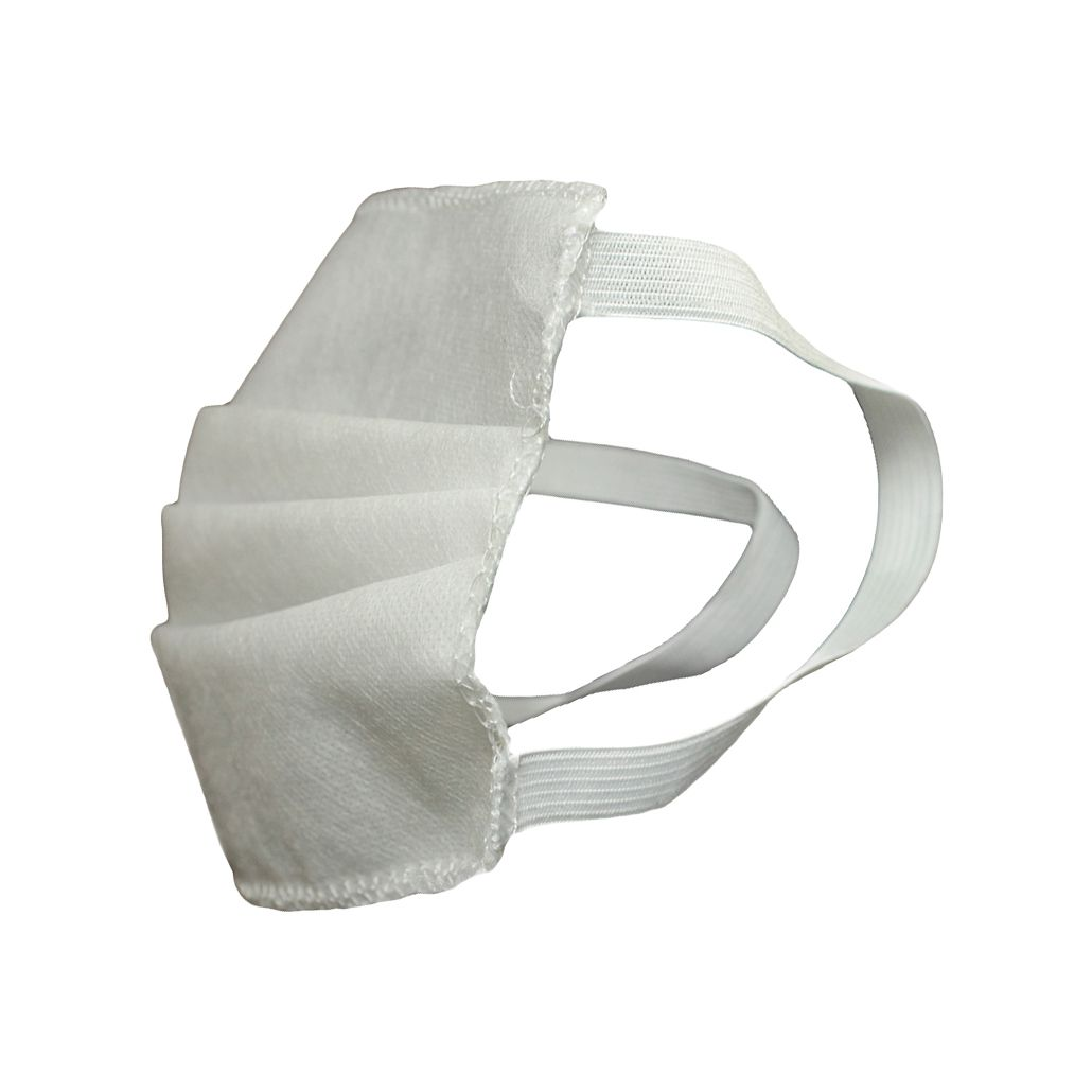 Máscara TNT Descartável 50 Unidades