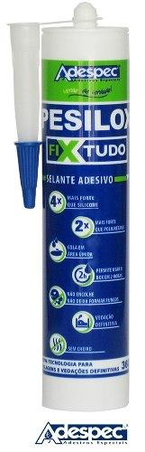 Cola multiuso Adespec pesilox fixtudo 280gr branca