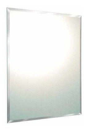 Espelho Multiuso Bisotê 50cm X 40cm Com Pendurador