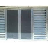 Tela mosquiteira anti-inseto para janelas Yomura 80x80cm