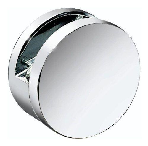 Suporte para espelho botão madri - 4un