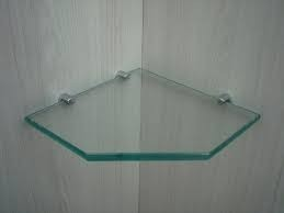 Suporte fenda para prateleira vidro 8mm - 10 unidades