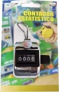 Contador numérico manual 4 algarismos Starfer