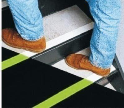 Fita antiderrapante autoadesiva 3M safety-walk 5mts neon