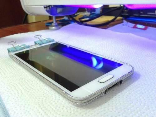 Cola UV líquida para colar vidro, acrílico, plástico, metal 50ml