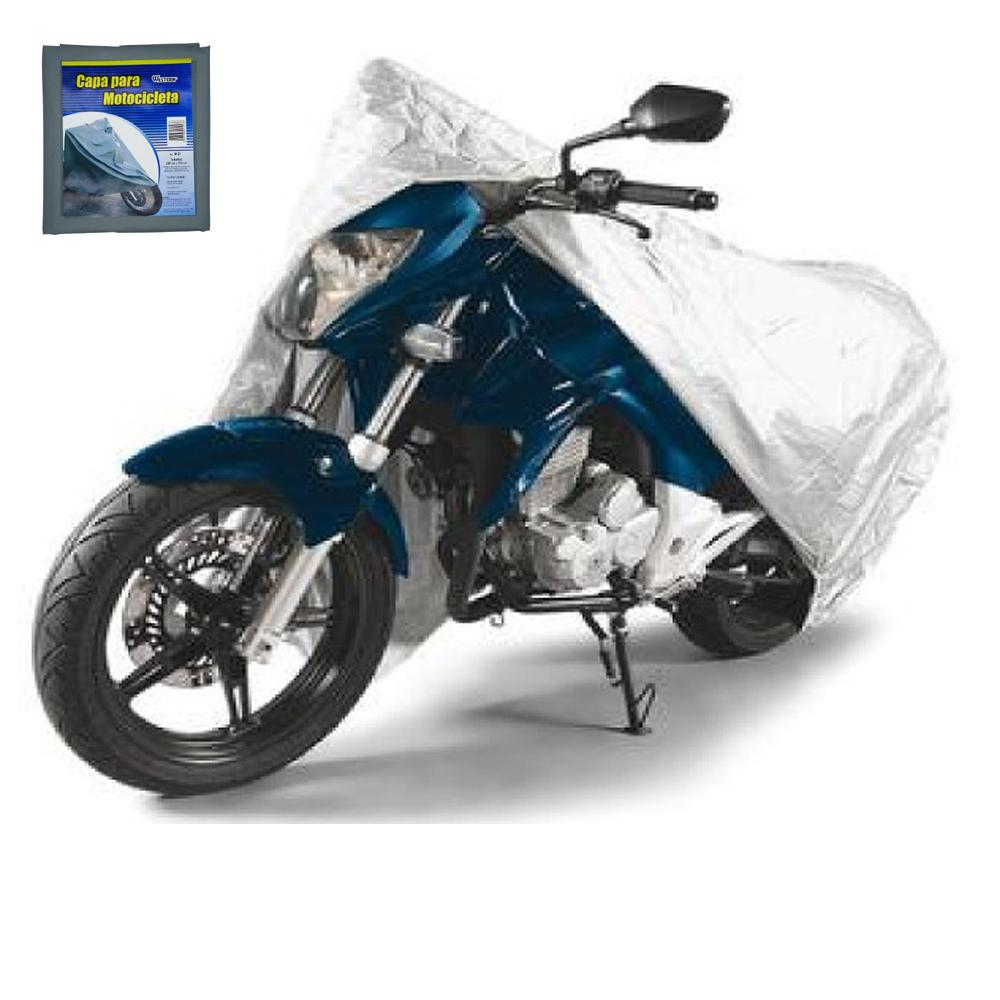Capa Protetora Para Cobrir Moto 100% Impermeável Western