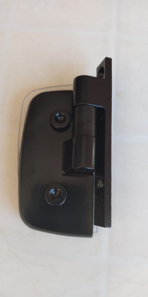 Dobradiça automática para box 1114 preta