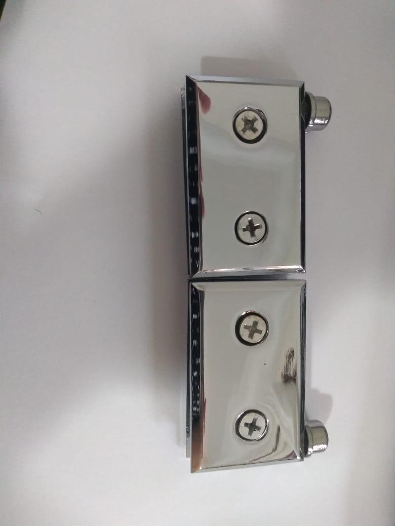 Dobradiça para rack vitrine porta de vidro de 6 a 8mm