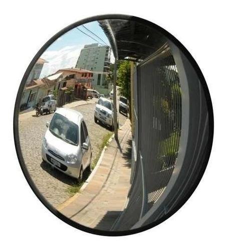 Espelho Convexo Condomínio Estacionamento Garagem 60cm