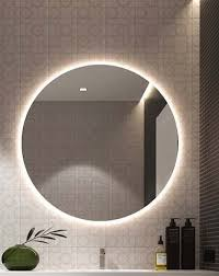 Espelho com LED Redondo 60cm