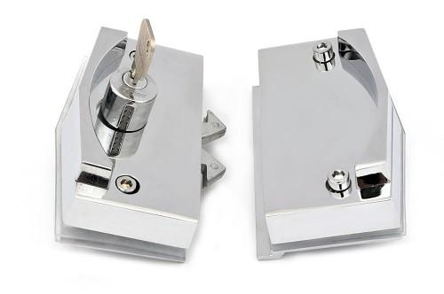 Kit 9 Porta de Correr Vidro/Vidro
