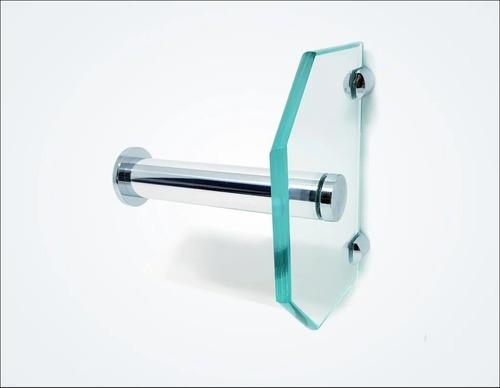 Kit De Acessórios Banheiro Com Vidro Incolor 5 Peças