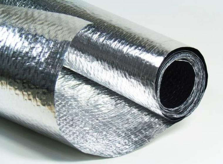 Manta Térmica Isolante Telhado Subcobertura 1 Face 4mm 10m²