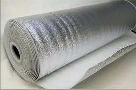 Manta Térmica Isolante Telhado Subcobertura 1 Face 4mm 1,20 x 1 metro