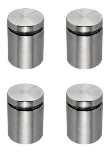 Prolongador de inox polido 40x50mm - 50 unidades