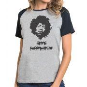 Camiseta Fem Raglan Jimi Hendrix ES_027