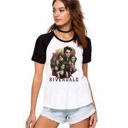 Camiseta Feminina Raglan Riverdale ES_166
