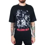 Camiseta Masc The Walking Dead