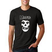 Camiseta Masculina Banda Misfits ER_057