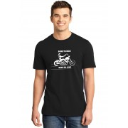 Camiseta Masculina Born To Ride Moto Custom ER_063