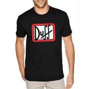 Camiseta Masculina Duff Beer Simpsons ER_094