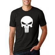 Camiseta Masculina O justiceiro - The Punisher ER_058