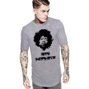 Camiseta Masculina Oversized Long Line Jimi Hendrix ES_027