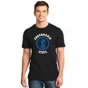 Camiseta Masculina Universitária Faculdade Engenharia Civil