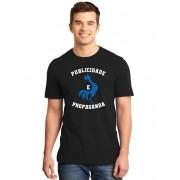 Camiseta Masculina Universitária Faculdade Publicidade e Propaganda