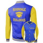 Jaqueta College Masculina Archie Riverdale Bulldogs